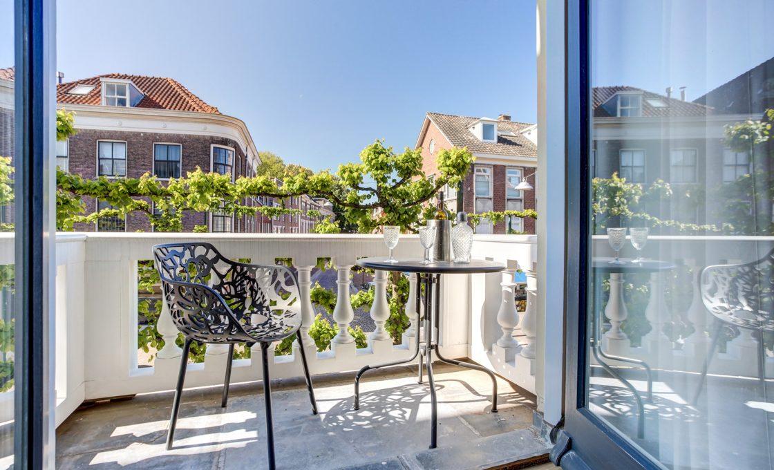 Stadshotel Steegoversloot Dordrecht - Balkon