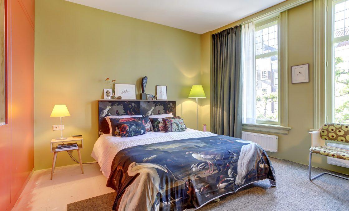 Stadshotel Steegoversloot Dordrecht - Hotelkamer 1