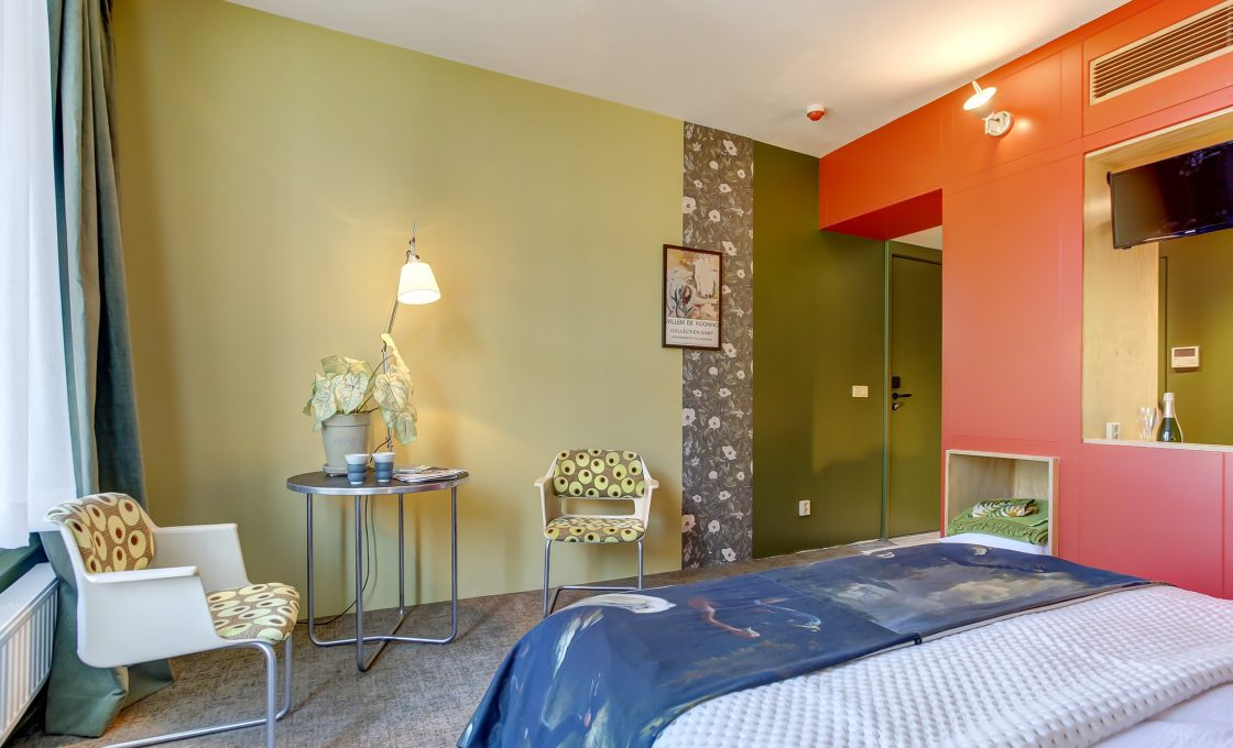 Stadshotel Steegoversloot Dordrecht - Hotelkamer 2