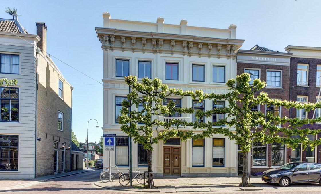 Stadshotel Steegoversloot Dordrecht - Gevel